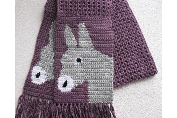 burro scarf