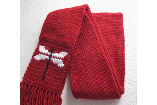 full view scarf