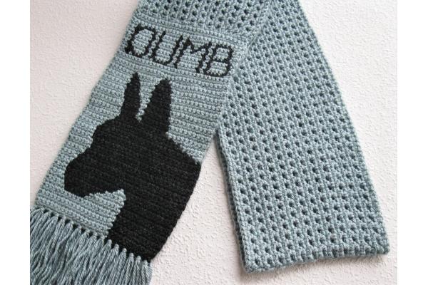 dumb ass crochet