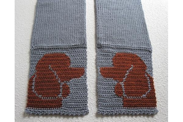 poodle crochet