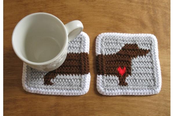 dachshund crochet