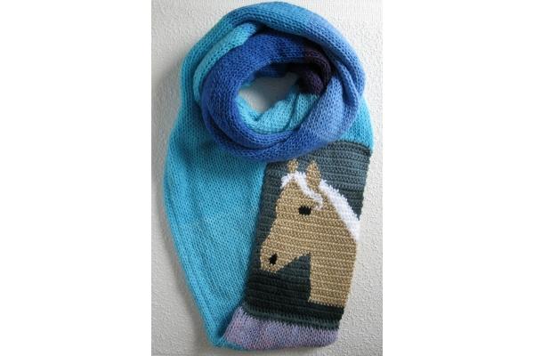 horse scarf
