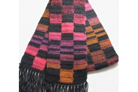 texture scarf