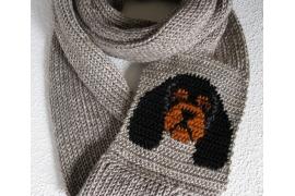 Cavalier Infinity scarf