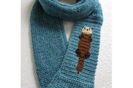 otter scarf