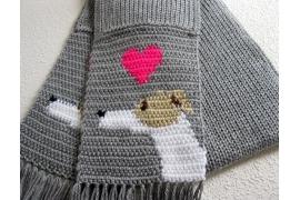 greyhound scarf