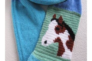 Horse and Pony Scarves